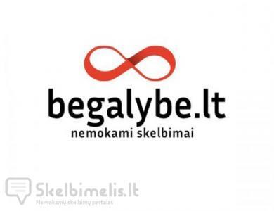 Nemokami skelbimai internete - Begalybe.lt