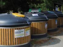 Požeminiai atliekų konteineriai