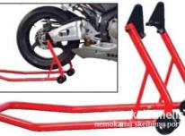Motociklo stovas