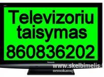 TELEVIZORIU REMONTAS + GARANTIJA 860836202