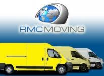 Baldų pervežimas RMC MOVING