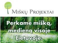"""""""Miškų Projektai"""" 867641155 Perka Miš"""