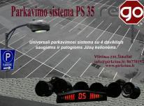 Parkavimosi sistema PS – 35