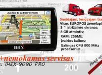 GALINGA GPS Navigacija IHEX TRUCK+AUTO Tinka sunkv
