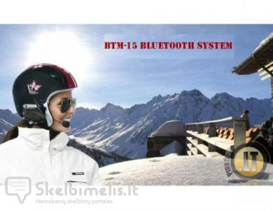 BTM–15 Slim Bluetooth sistema slidininkams, ketu