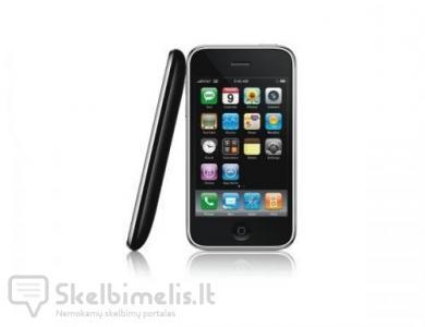 Išmanusis telefonas Cesim A9 su 2 SIM, liečiamu