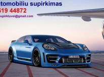 AUTOMOBILIU SUPIRKIMAS 861944872