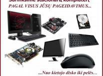 Individualaus kompiuterio komplektavimas