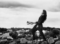 Smuikininkė Ieva