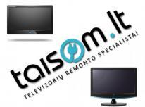 Profesionalus televizorių remontas Klaipėdoje