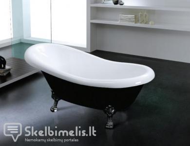 Retro, klasikinė vonia Dominik