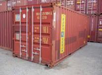 Sandėliavimo konteinerių nuoma