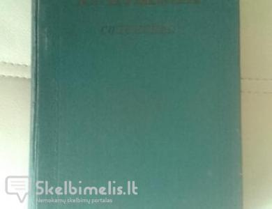 A.S. Puškino kūryba III tomas