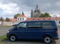 Mikroautobuso nuoma su vairuotoju Kaune