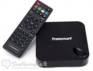 Android 5.1 Tv priedelis Tronsmart MX3 Plus