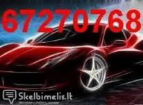 SUPIRKIMAS AUTOMOBILIU Rinkos Kaina 867270768