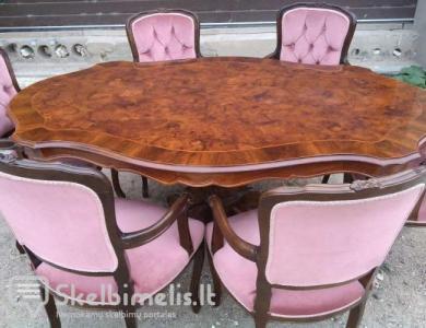 Parduodu prabangius klasikinius Italiskus baldus i