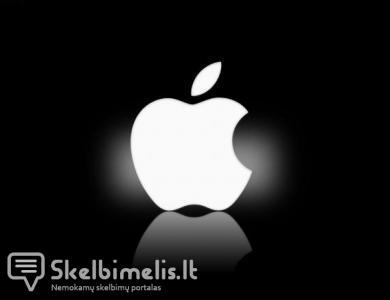 Apple kompiuterių remontas Klaipėdoje