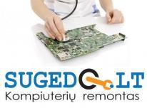 Išlūžo nešiojamo kompiuterio jungtis? Sutvarky