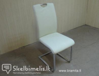 "Vokiška kėdė naturali oda "" Oslo"""