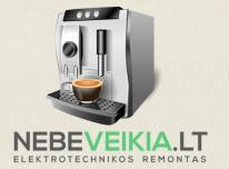 Kavos aparatų remontas Klaipėdoje