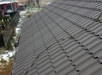 Šlaitinių stogų dengimas,įvairūs skardinimo d