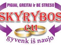 Pigiausios skyrybos Lietuvoje