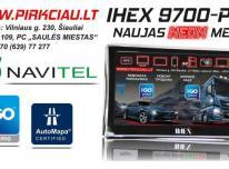 IHEX-9700 PRO GPS NAVIGACINĖ SISTEMA / TRUCK/AUTO
