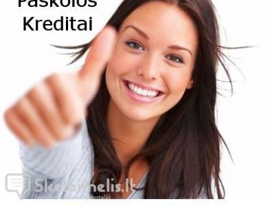 Greitieji kreditai. Kreditai internetu be užstato