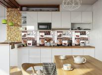 MDF virtuvės skydai