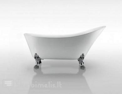 Retro, klasikinė vonia Rosanna