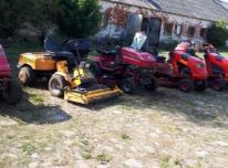 Traktoriukai - zoliapjoves