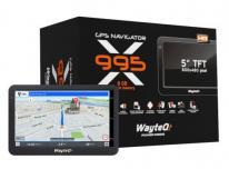 Sunkvežiminė GPS navigacija  Waiteq 995