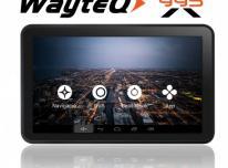 WAYTEQ X995 MAX SU VAIZDO REGISTRATORIUMI