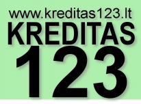 KREDITAS123.LT - greiti kreditai nemokamai visa pa