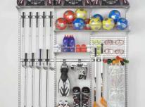 ELFA lentynu sistema garažui, naujas lentynos, ka
