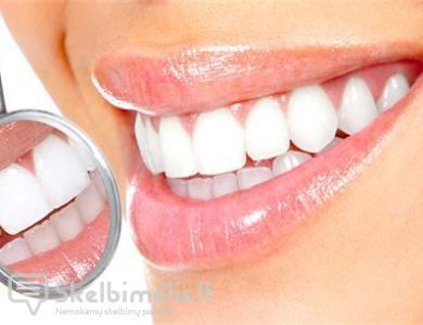 Dantų linija