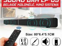 Sound Bar LP-09 Bluetooth belaidė kolonėlė kino