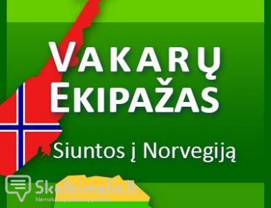 Keleiviu vežimas į Norvegija 869818264